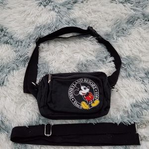 Mickey Mouse waist pack